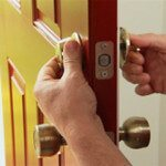 commercial lock installation
